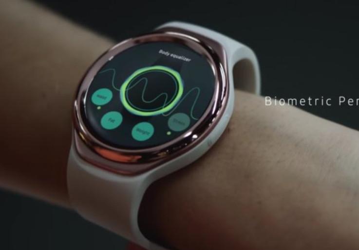 Samsung Buat Tracker Kebugaran Mirip Gear S2?