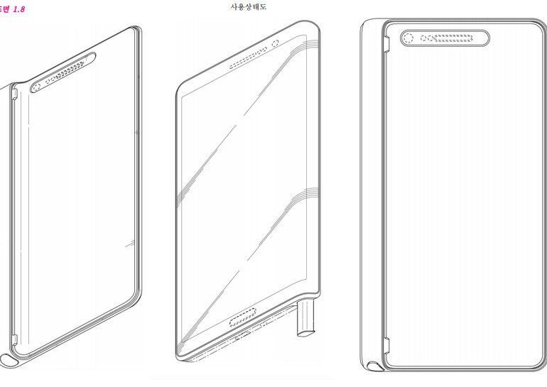 Samsung Patenkan Case Smartphone Dengan S-Pen