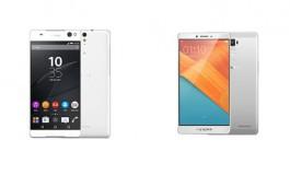Sony Xperia C5 Ultra & Oppo R7 Plus, Pilih Mana?
