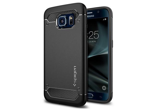 Spigen Sudah Mulai Jual Case Untuk Samsung Galaxy S7