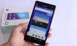Update Android 5.1 Lollipop Untuk Sony Xperia C4 & C4 Dual Bergulir Melalui OTA
