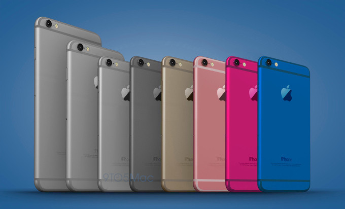 iPhone 6c Mungkin Akan Terlihat Seperti Ini