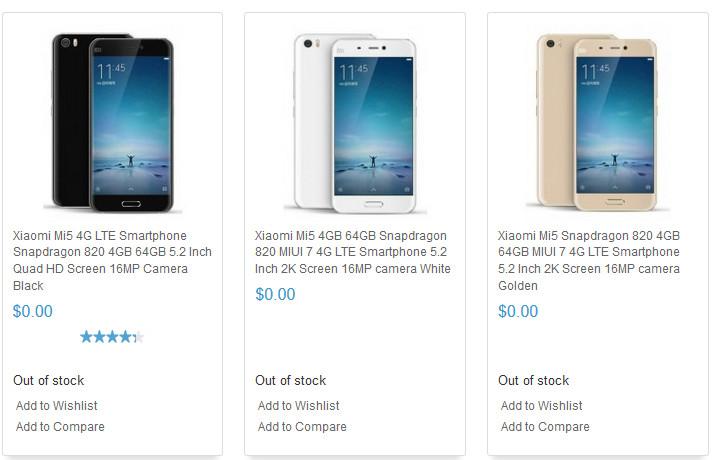 Bocor, Ini Spesifikasi Xiaomi Mi5 & Mi5 Plus yang Akan Diumumkan Hari Ini