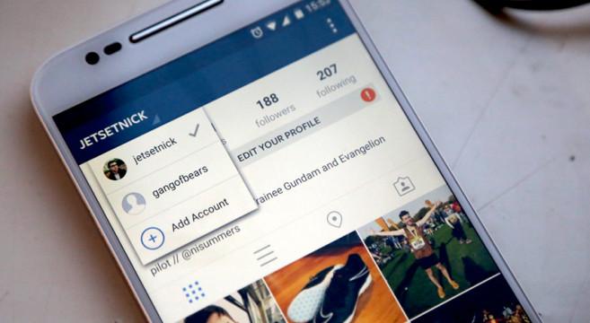 Fitur Multi Akun Akhirnya Aktif di Instagram Untuk iOS dan Android