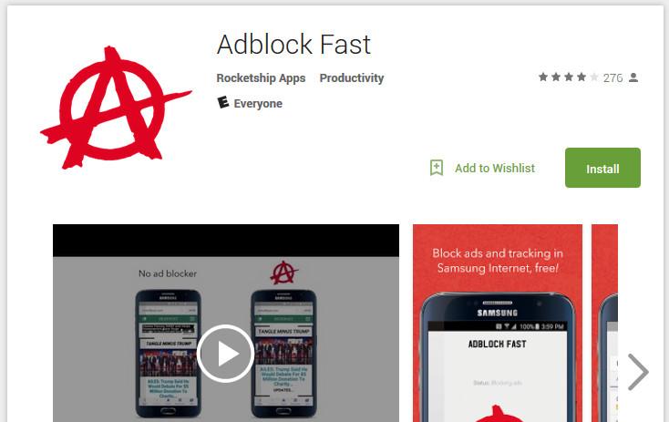 Google Hapus Aplikasi Penghapus Iklan yang Didukung Samsung Dari Play Store