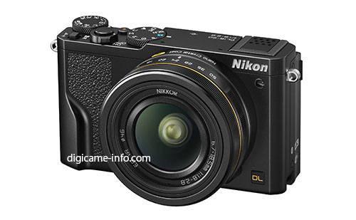 Kamera Ini Diduga Nikon DL yang Akan Datang