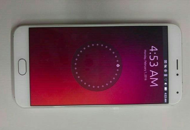Meizu Pro 5 Punya Varian Ubuntu?