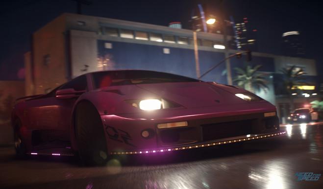 Need for Speed Tiba di PC Bulan Depan!