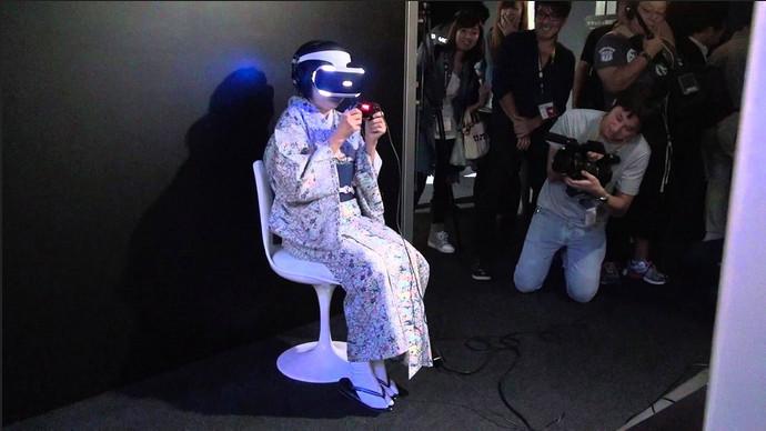 PlayStation VR Akan Dirilis Bulan Depan