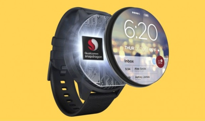 Qualcomm Luncurkan Snapdragon Wear 2100, LG Siapkan Smartwatch-nya