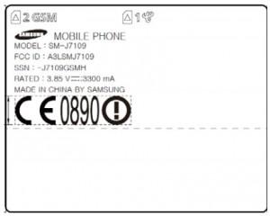 Samsung Galaxy J7 (2016) Dibekali Baterai 3.300mAh, Ungkap FCC