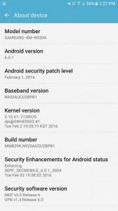Samsung Galaxy Note 5 Dapatkan Update Android 6.0 Marshmallow Beta di Amerika Serikat 2