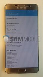 Samsung Galaxy Note 5 Pun Akhirnya Dapatkan Update Android 6.0.1 Marshmallow
