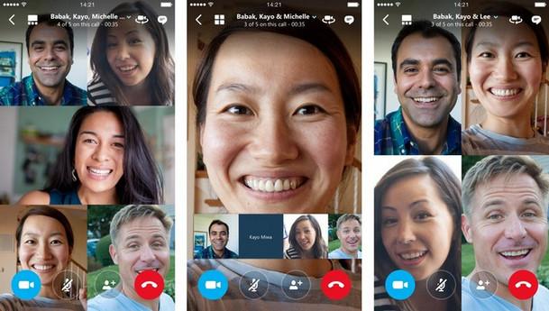 Skype Versi iOS Dapatkan Dukungan Office