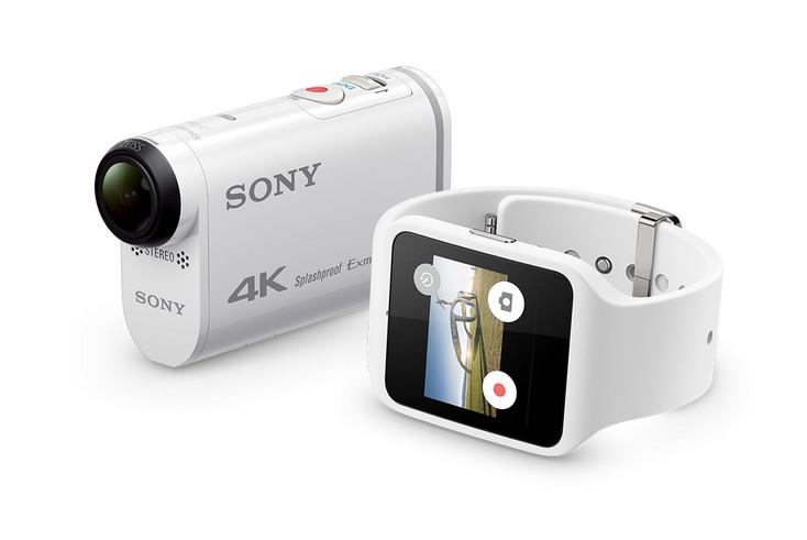 SmartWatch 3 Kini Bisa Dijadikan Remote Control Untuk Sony Action Camera