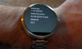 Sudah Tersedia di Moto 360, Android Wear 1.4 (Marshmallow) Tingkatkan Masa Hidup Baterai