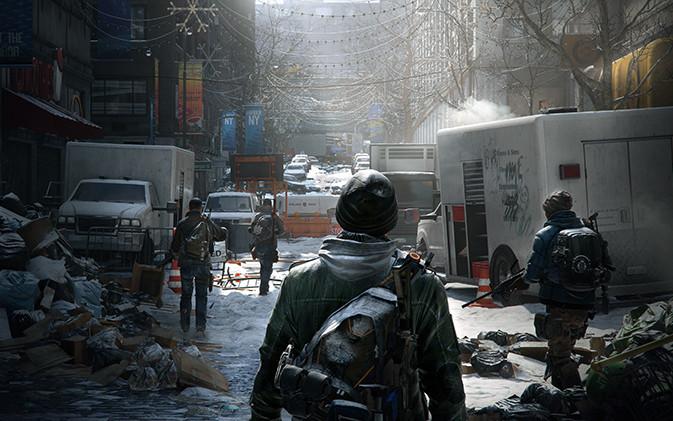 Ubisoft Kantongi $330 Juta Dari The Division Hanya Dalam 5 Hari