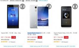 Valentine, eComerce Ini Diskon Xiaomi Redmi Note 3 & Samsung Galaxy Galaxy J1 Ace