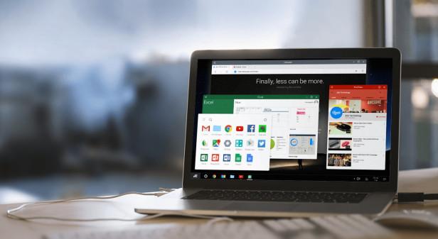 Android N Semakin Mirip Seperti Windows, Google?