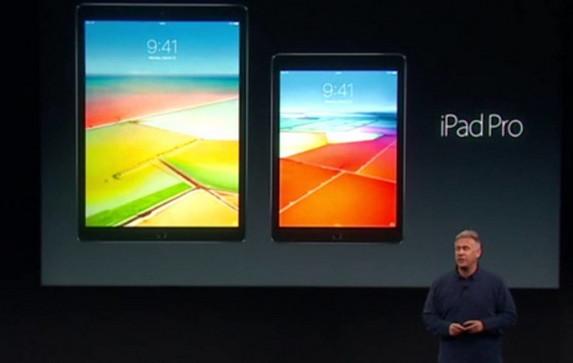 Apple Umumkan iPad Pro 9.7 Inci
