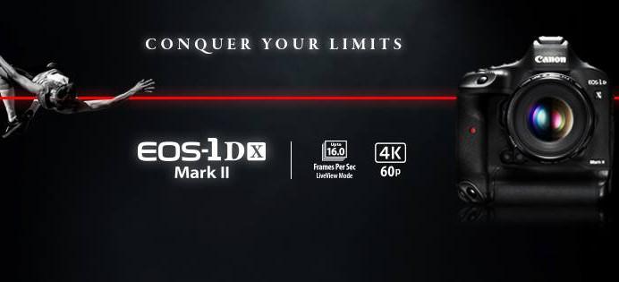 Canon EOS 1DX Mark II Segera Hadir di Indonesia