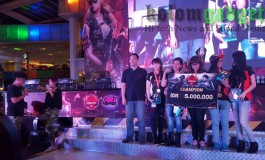 FEMALE FIGHTERS Jadi Juara di Point Blank Ladies Championship 2016 Season 1