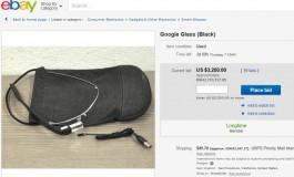Google Glass Edisi Enterprise Terlihat di eBay