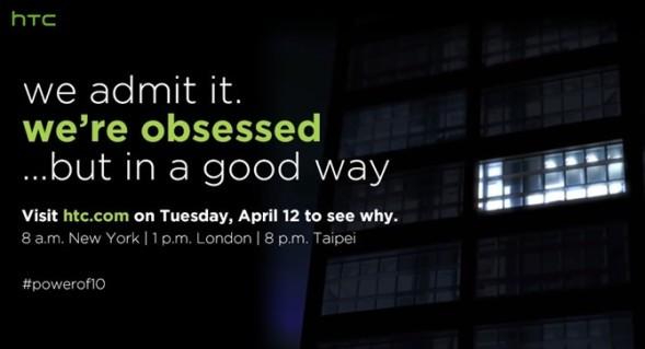 HTC 10 Akan Diumumkan Pada 12 April