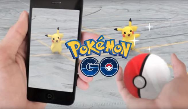 "Pakai Drone, Cara Mudah Mendapatkan Pokemon di ""Pokemon Go"""