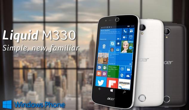 Intip Fitur Acer Liquid M330 Lewat Video Ini