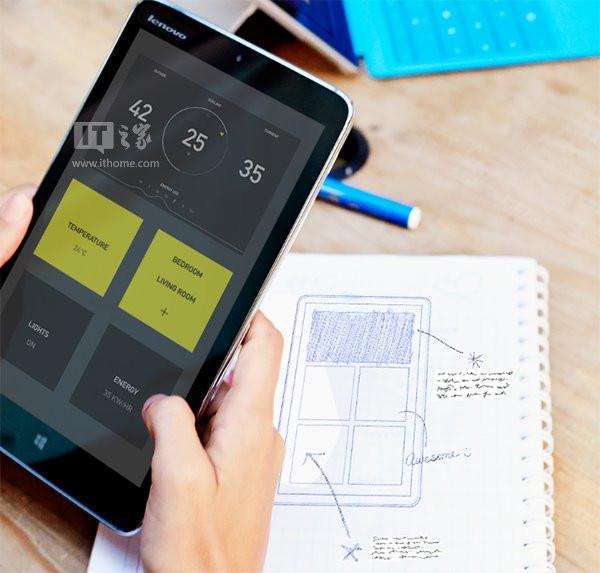 Lenovo Siapkan Phablet Bertenaga Windows 10