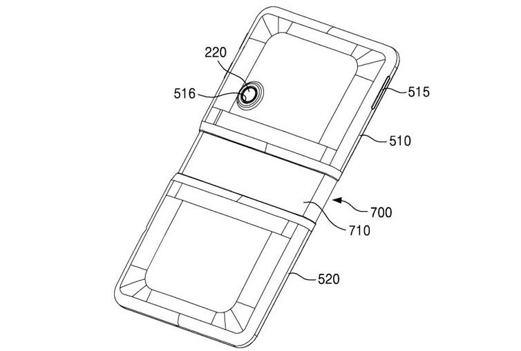 Lihat Paten Ponsel Lipat Terbaru dari Departemen R&D Samsung