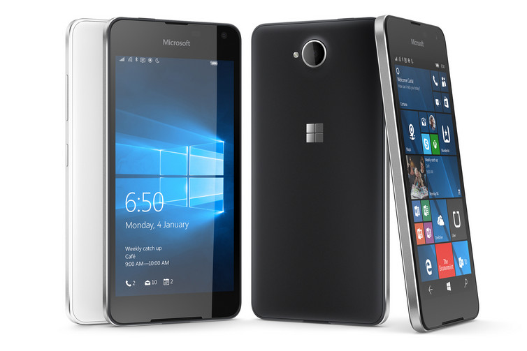 Lumia 650 & Lumia 550 Dapatkan Update Firmware
