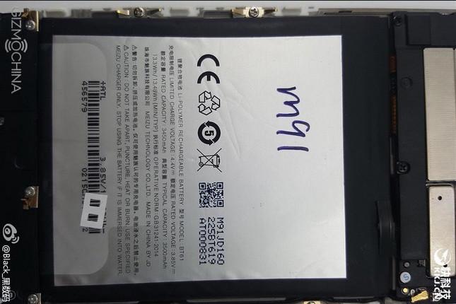 Meizu M3 Note Dibekali Baterai 3500mAh?