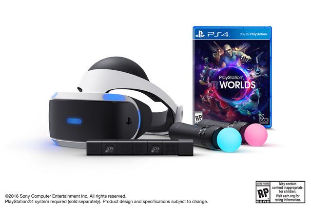 Paket Bundel PlayStation VR Dibanderol Rp 6,5 Juta