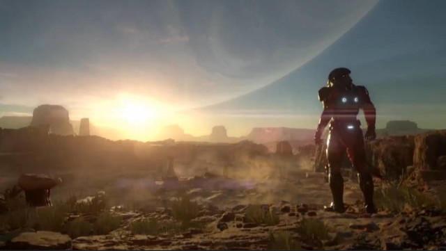 Rilis Mass Effect: Andromeda Ditunda