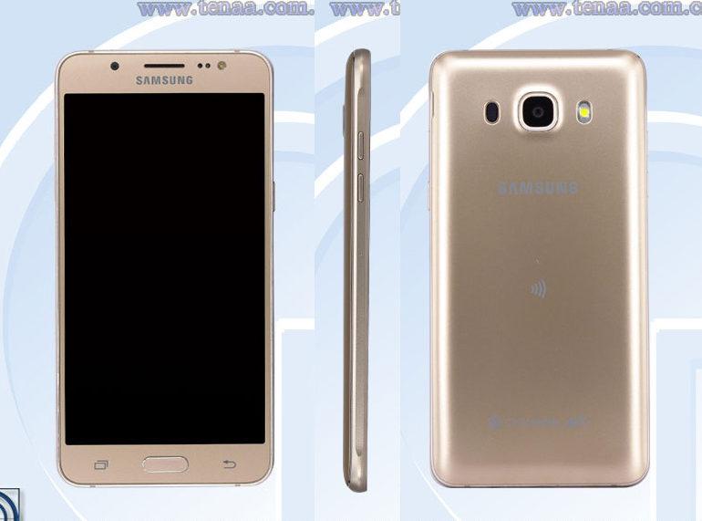 Manual Samsung Galaxy J5 (2016) dan Galaxy J7 (2016) Konfirmasi Bingkai Logam