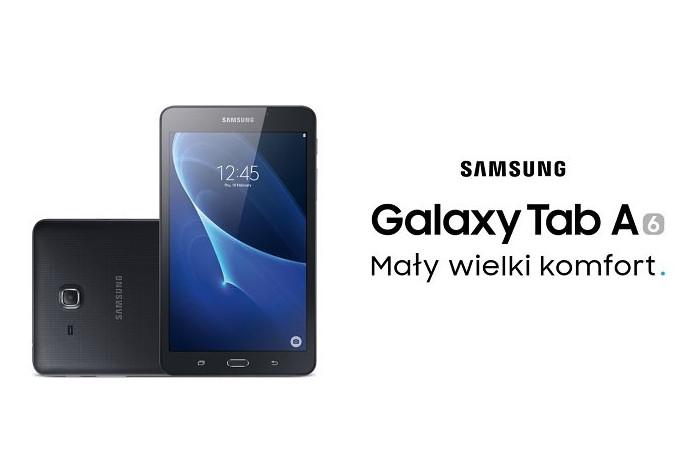 Samsung Galaxy Tab A 7.0 Inci Sudah Tersedia Pre-Order di Polandia