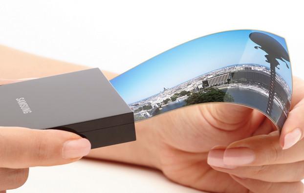 Samsung Genjot Produksi Layar OLED Fleksibel Dengan Investasikan $325.73 Juta