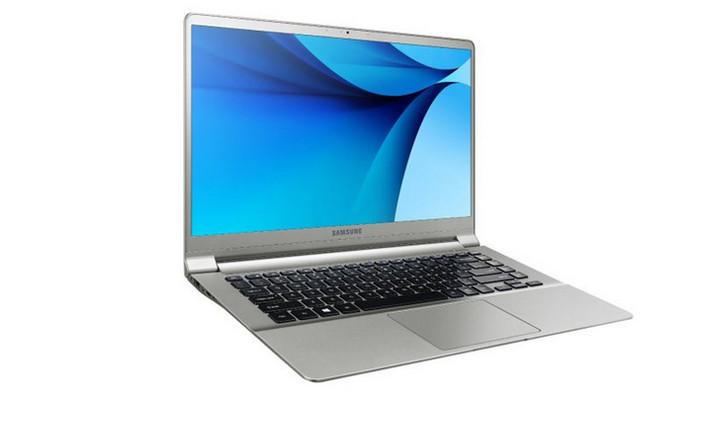 Samsung Luncurkan Empat Ultrabook Tipis Baru, 'Notebook 9′