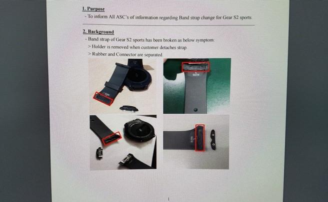 Samsung Mungkin Akan Ganti Band Gear S2 Konsumen yang Mudah Rusak