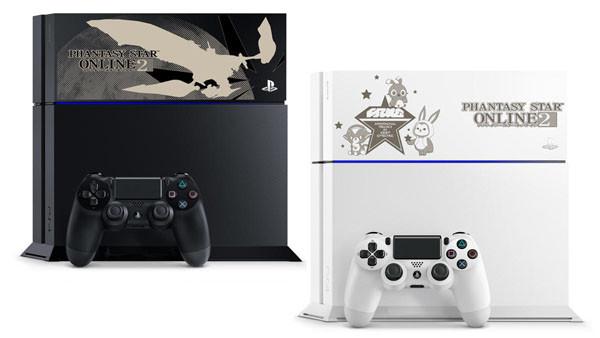 Sony Umumkan PS4 Edisi Phantasy Star Online 2