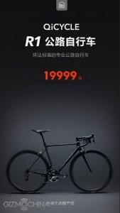 Xiaomi Luncurkan Smart Bicycle QiCycle R1 Seharga Rp 40 Juta 1
