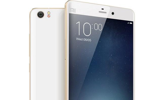 Xiaomi Mi Note 2 Mungkin Akan Mengemas Layar Lengkung