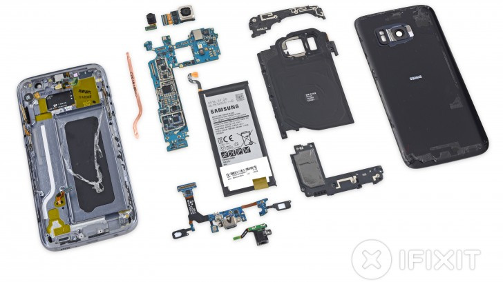 iFixit Ungkap Samsung Galaxy S7 Lebih Sulit Untuk Diperbaiki