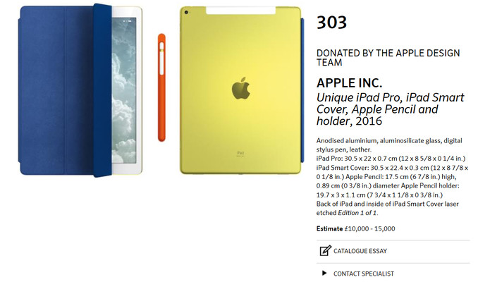 Apple Akan Buat iPad Pro 12.9 Inci Versi Unik
