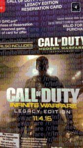 Call Of Duty Infinite Warfare Akan Rilis 4 November 2016