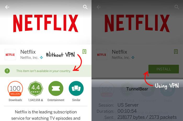 Cara Mendownload Aplikasi di Google Play yang Tidak Tersedia Untuk Indonesia