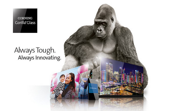 Corning Perkenalkan Vibrant Gorilla Glass, Anda Bahkan Bisa Mencetak Foto Dipermukaannya