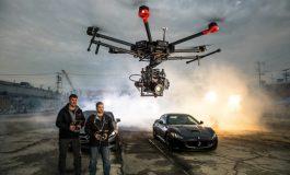 DJI Umumkan Drone Cangggih Matrice 600